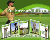 Posture For Golf